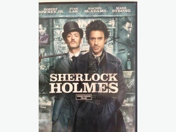 Sherlock Holmes film - DVD