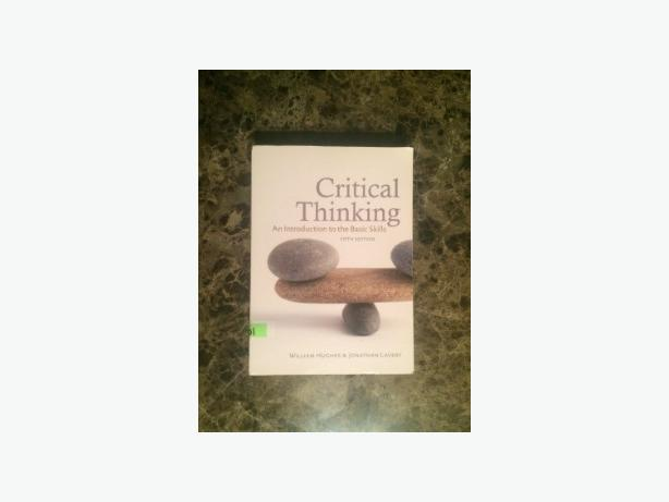 critical thinking an introduction to the basic skills Critical thinking is a comprehensive and accessible introduction to the essential skills required to make strong arguments the authors provide a thorough treatment.