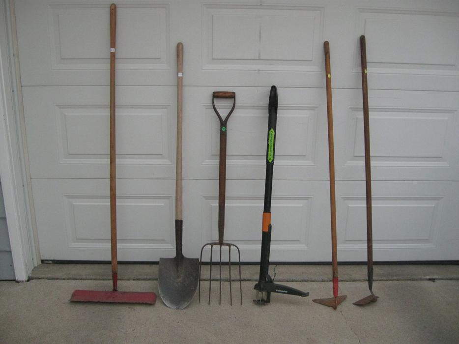 Yard garden tools north regina regina for Gardening tools vancouver