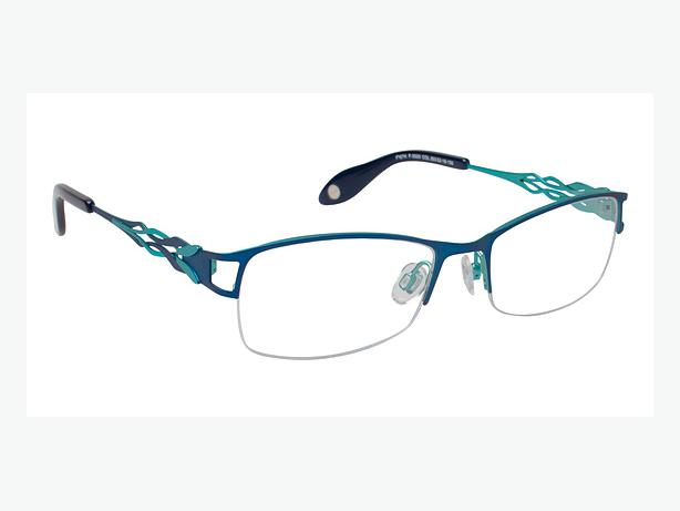 Eyeglass Frames Kitchener : Lost ladies turquoise prescription eyeglasses North ...