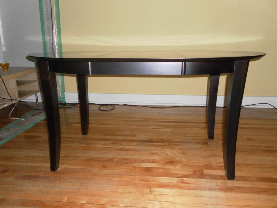 Solid Wood Dining Room Table Central Ottawa inside  : 52847200934 from www.usedottawa.com size 934 x 700 jpeg 62kB