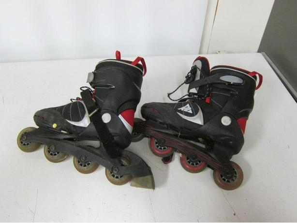 K2 Raider II Adjustable Roller Blades, Size 6-8