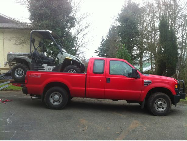 2008 Ford F250 Superduty 6.4 Diesel for sale/trade
