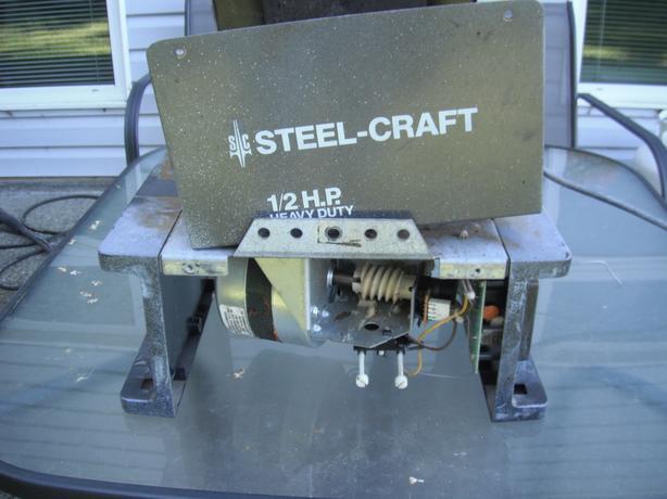 Steel Craft Garage Door Opener Parksville Nanaimo