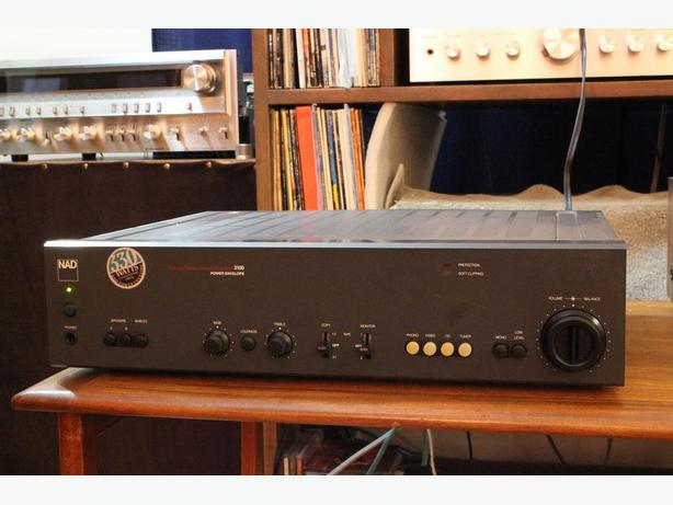 Nad 3100 Amplifier 60WPC