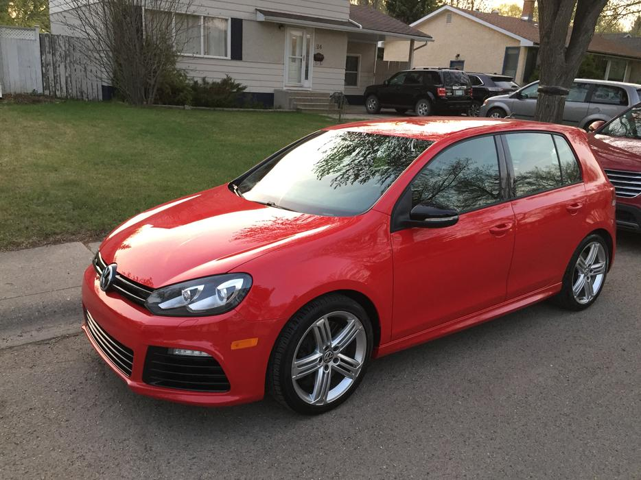 2013 Volkswagen Golf R South Regina Regina