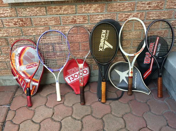 High Quality Child and Adult Tennis Raquets