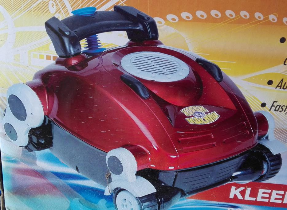 Smartpool Kleen Machine Robotic Pool Cleaner Nepean Ottawa