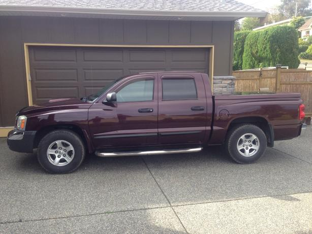 dodge dakota slt central nanaimo nanaimo mobile. Black Bedroom Furniture Sets. Home Design Ideas