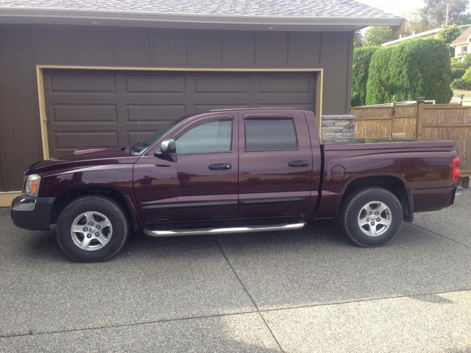 dodge dakota slt central nanaimo parksville qualicum beach. Black Bedroom Furniture Sets. Home Design Ideas