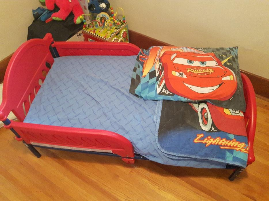 Toddler Bed Used Regina