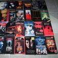 28 Horror VHS Films