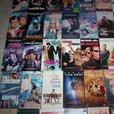 92 Assorted VHS PG Films