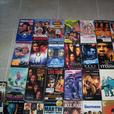 55 Rated R VHS Films