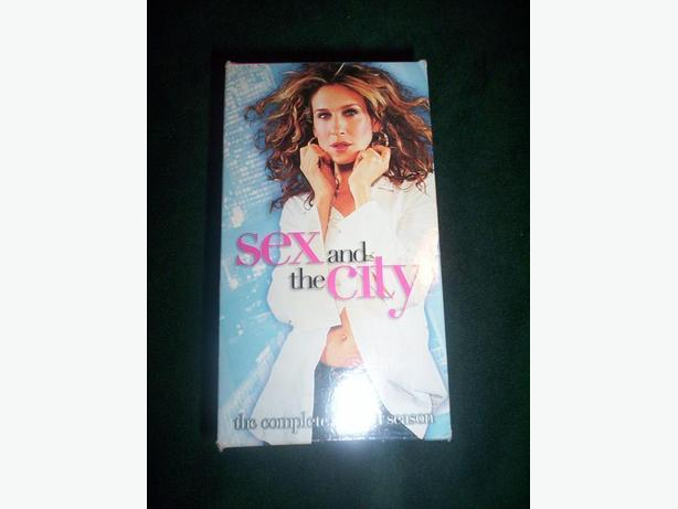 2 Sets of Sex in the City VHS Films