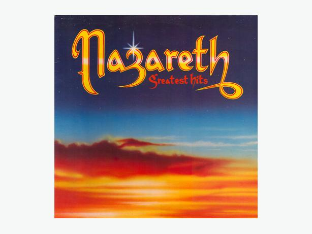 Nazareth Greatest Hits Lp Central Regina Regina