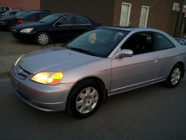 03 honda civic 3500 central regina regina mobile for 03 honda civic 2 door