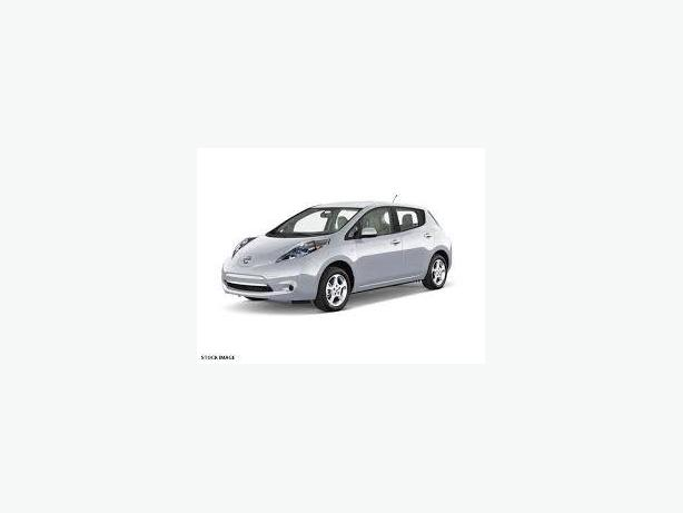 New Price , NISSAN LEAF S Fast Charge