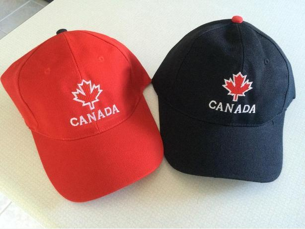 New Canada Baseball Caps