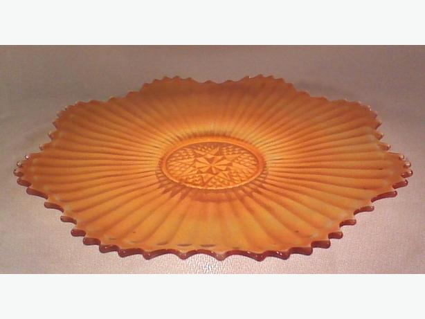 Imperial Smooth Rays plate