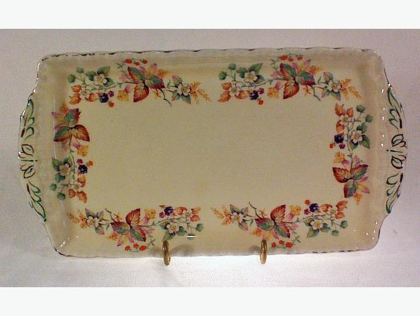 Grindley Blossom tray underplate