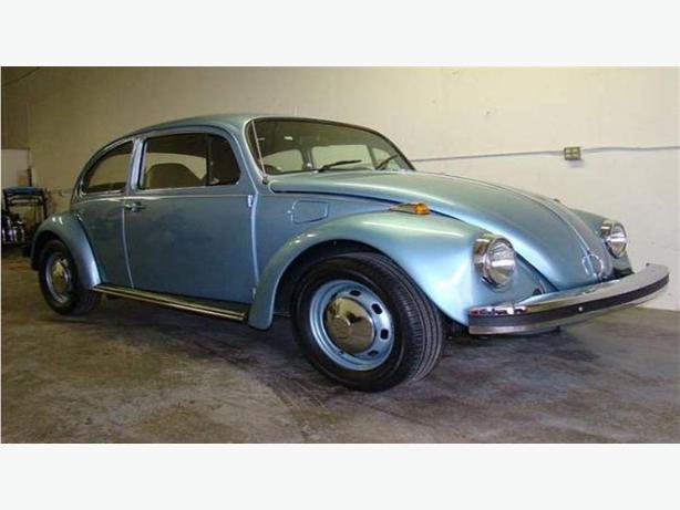 1974 Volkswagen Beetle -