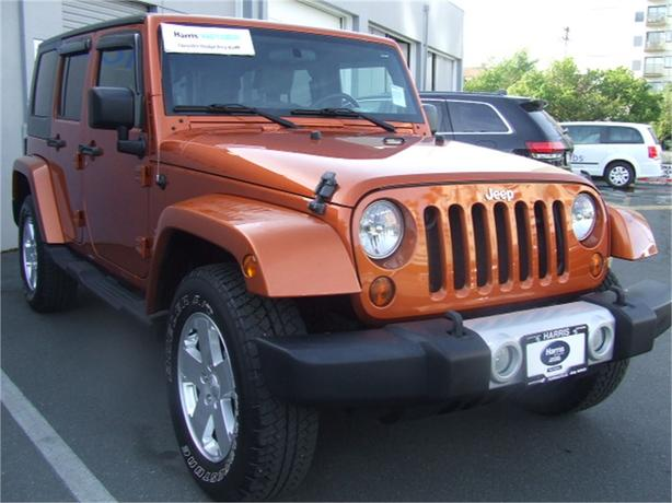 2010 jeep wrangler unlimited sahara low mileage outside cowichan valley cowichan mobile. Black Bedroom Furniture Sets. Home Design Ideas