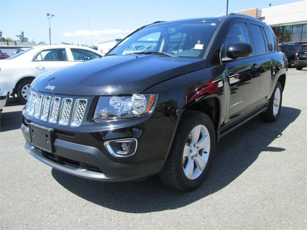 2015 Jeep Compass High Alittude 4X4