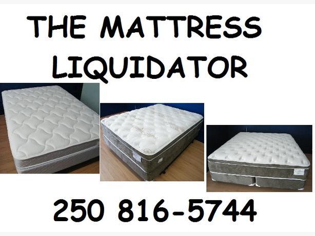 The Mattress Liquidator In Nanaimo North Nanaimo Nanaimo Mobile