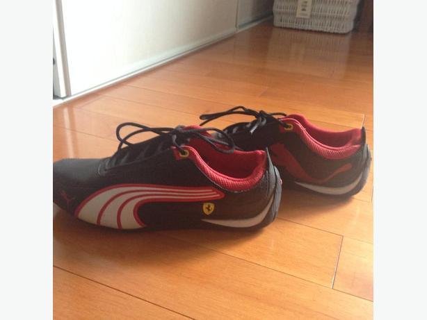Puma running shoes Boys