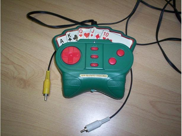 T.V. Casino System Plug and Play Game