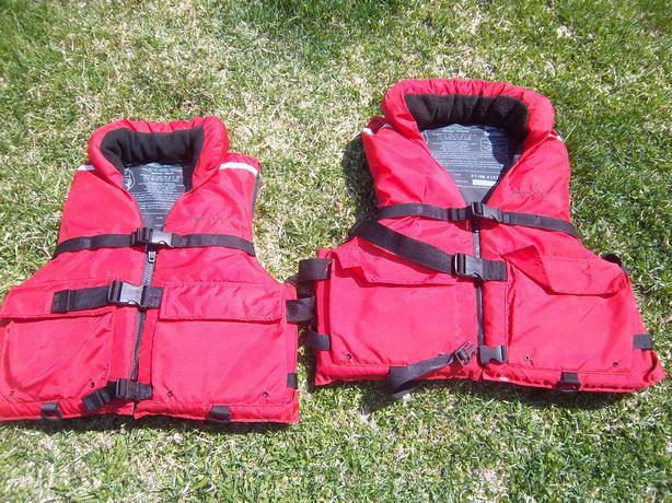 Buoy O boy life jackets (red)
