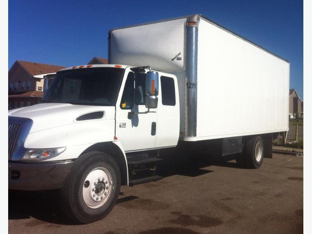 5 Ton Straight Truck With Team Drivers West Regina Regina