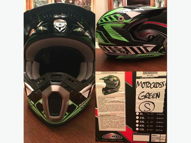 Zox Helmet. Size Small