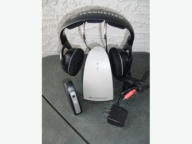 Sennheiser Cordless Headphones (Model RS 126)