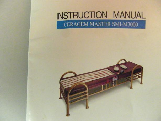 Massage Bed, Thermal