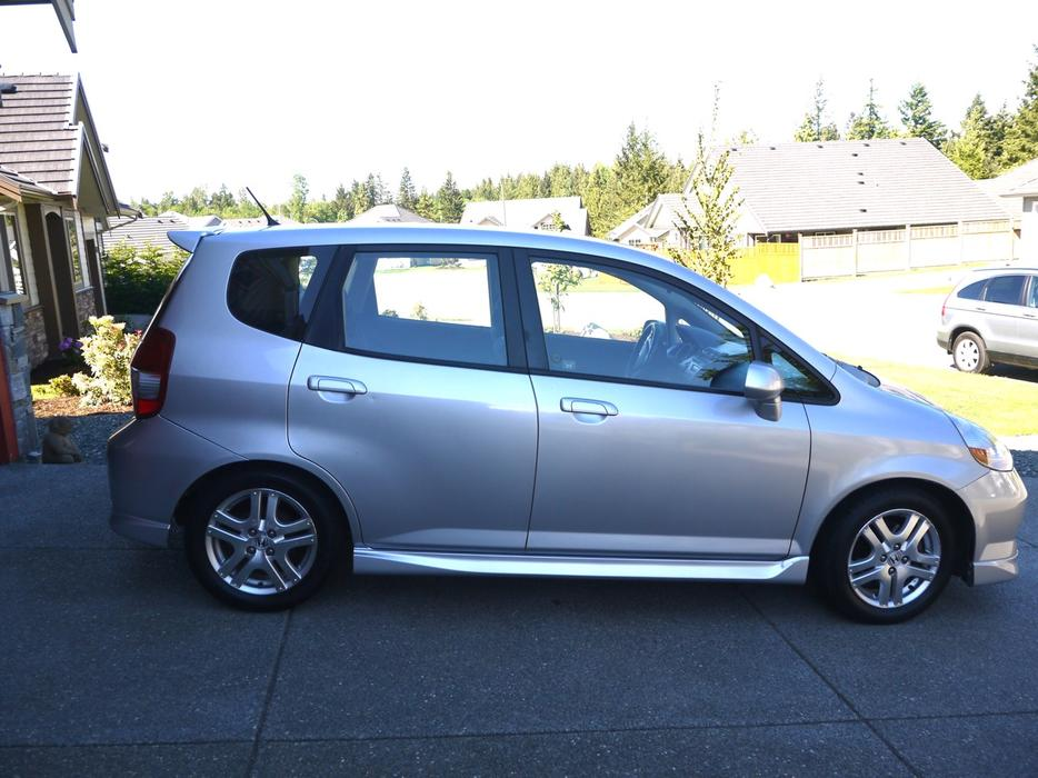 Honda Fit Sport Courtenay Courtenay Comox