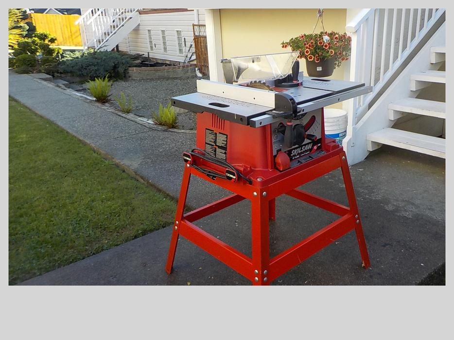 Skil 10 table saw chemainus cowichan for 10 inch skilsaw table saw