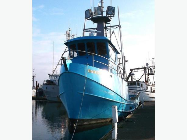 1951 Troller/Longline/Tuna/Crab Vessel for Sale - Caremi