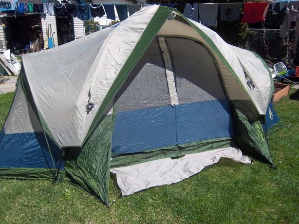 Woods 6 person Easy set up 2 room tent NEW & Woods 6 person Easy set up 2 room tent NEW Orleans Ottawa