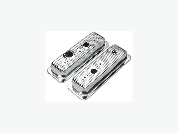 Chev S10 Chrome Valve Covers