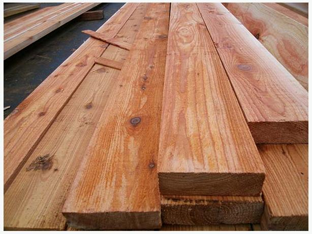Cedar & Fir Lumber at Wholesale Prices