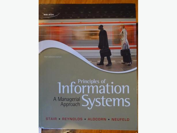 principles of information systems a managerial approach pdf