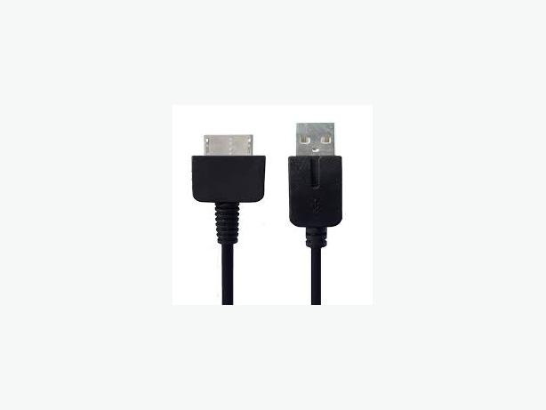 USB Data Sync Charger 2-in-1 Cable For Play Station PS Vita