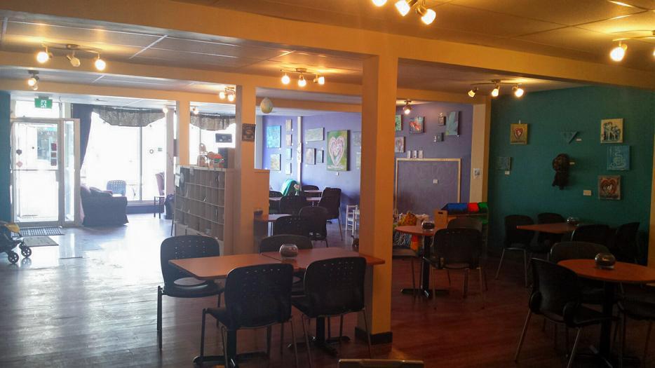 Coffee Shop Victoria St Kitchener