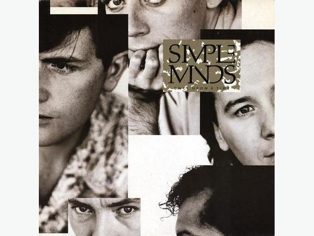 Simple Minds - Once Upon A Time (LP)