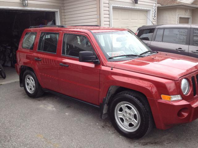 2010 jeep patriot sport fwd outside ottawa gatineau area. Black Bedroom Furniture Sets. Home Design Ideas