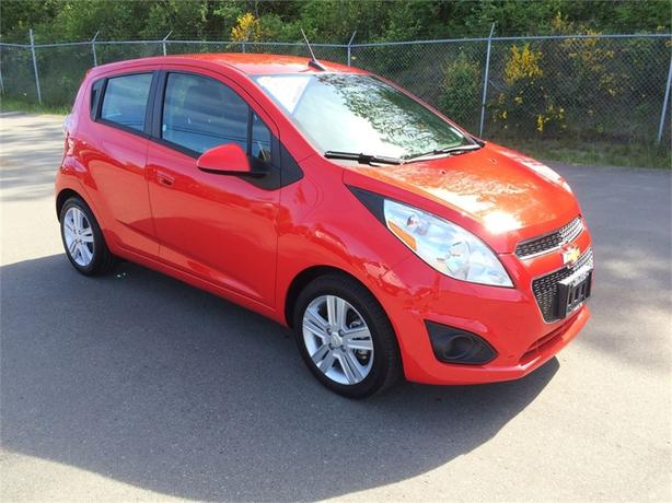 2014 chevrolet spark 1lt outside nanaimo nanaimo. Black Bedroom Furniture Sets. Home Design Ideas