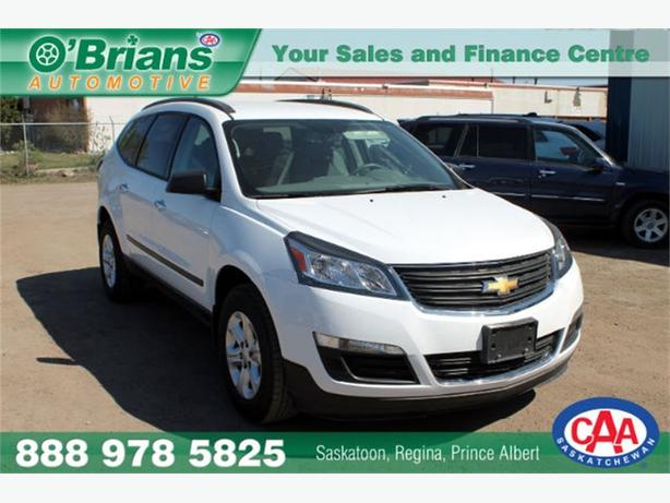 2016 Chevrolet Traverse LS - AWD 7 PASS WARRANTY