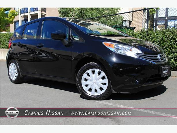 2015 nissan versa note sv w back up cam outside nanaimo parksville qualicum beach. Black Bedroom Furniture Sets. Home Design Ideas